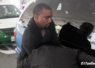 Kanye West Goes Postal on Another Photog -- Paramedics