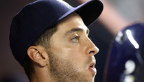 Ryan Braun -- MLB Star SUSPENDED for Season Over Juicing Allegations