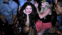 Selena Gomez Celebrates 21st Birthday with Sexy Party Video!