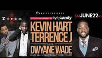 Kevin Hart Sued by Nightclub -- He Ditched Us to Party with Dwyane Wade