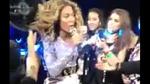Beyoncé – Attacked by a Fan!!