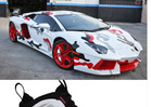 Chris Brown -- My Lambo Just Got a NIKE
