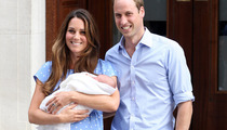 First Photos and Video of Kate Middleton & Prince William's Newborn Son!