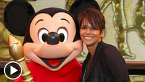 Halle Berry -- Someone Owes Her a Non-Disney Honeymoon