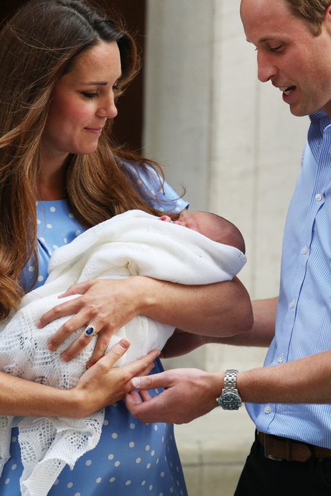 Royal Baby Photos