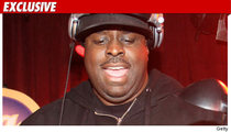 Funkmaster Flex Arrested -- Allegedly Shoved Woman