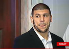 Aaron Hernandez Back in Court
