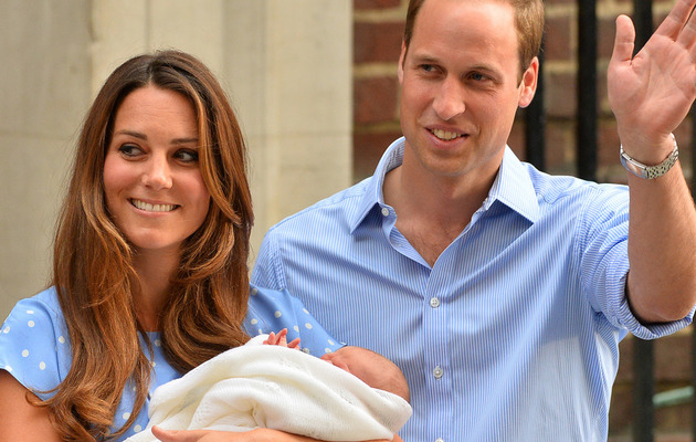 Royal Baby Name Released -- What Did Kate and Will Name Their Prince?