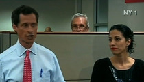 Anthony Weiner -- Fully Covered by Creepy Cubicle Guy