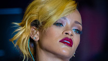 Rihanna -- Fined $47,000 for Pulling a Lindsay Lohan