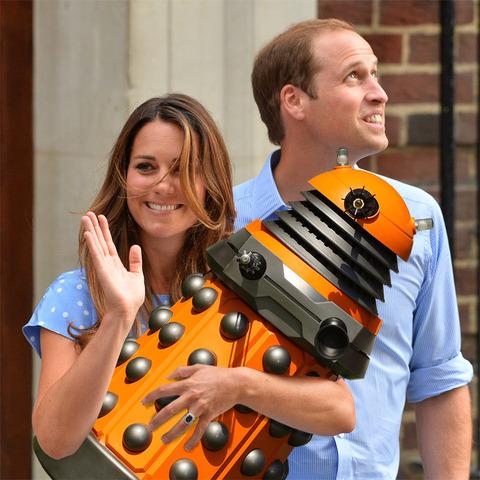 The Royal Dalek