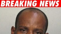 DMX Arrested Again -- What Else Is New?