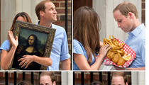Prince George Pics -- The Royal Replacements