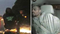 DMX -- PASSES OUT in Cop Car During DUI Arrest [VIDEO]