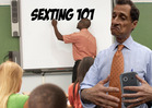 Anthony Weiner -- Offered Lessons On Proper Penis Pic Etiquette