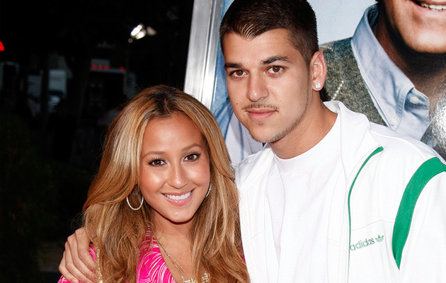 Adrienne Bailon Dishes On The Infamous Rob Kardashian Breakup Letter!