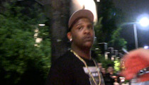 Yankees Ace CC Sabathia -- Shakes Off Slump by Hitting L.A. Club Scene
