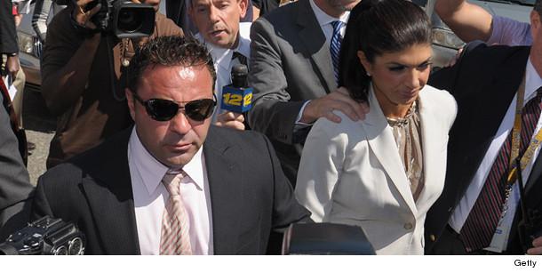 Teresa Giudice, Joe Giudice Surrender To Federal ...
