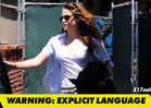 Kristen Stewart RIPS PHOTOG -- 'You Don&