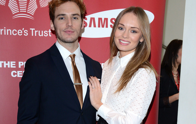 "Report: ""The Hunger Games: Catching Fire"" Star Sam Claflin Is Married!"