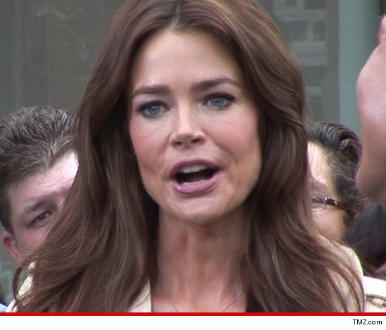 Denise Richards Sues A C Installer I M So Heated Right