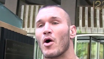 WWE Star Randy Orton -- Nut Shot Attacker Was Rogue Wrestler