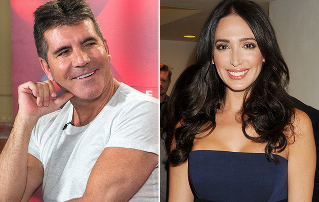 Report: Simon Cowell Expecting Baby with Friend's Wife!