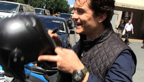 Orlando Bloom -- Foot Fetish Talk Is LAUGHABLE ... But I'm Not Denying It