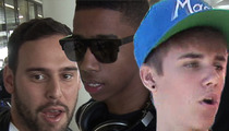 Justin Bieber -- Lil Twist on Chopping Block After Battery Allegation