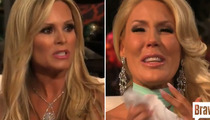 "Sneak Peek: ""Real Housewives of O.C."" Reunion Gets Crazy!"