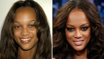 Tyra Banks: Good Genes or Good Docs?