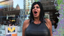 'Mob Wives' Star Big Ang -- Teresa Giudice Is INNOCENT!!!