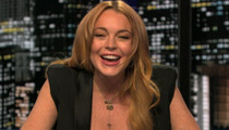 "Lindsay Lohan Emerges From Rehab, Hosts ""Chelsea Lately"""