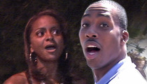 'Basketball Wives' Star Royce Reed -- Dwight Howard is Putting Our Son in Danger!