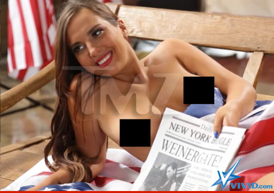 Anthony weiner sydney leathers