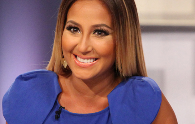 "Adrienne Bailon Says She's ""So Over Rob Kardashian""!"