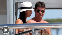 Simon Cowell -- So, I Knocked Up My Friend's Estranged Wife? Yacht's Life!