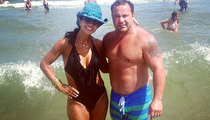 Teresa & Joe Giudice Hit the Beach As Prison Time Looms
