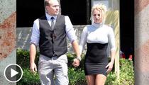 Britney Spears -- Church Just Got Sexy