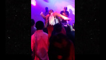 Warren Sapp -- DANCE ERUPTION at NFL Hall of Fame Party