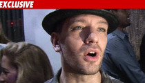JC Chasez -- SCUMBAG Broke Into My Car!!
