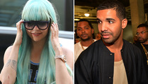 "Drake Reacts to Amanda Bynes' Tweets -- They're ""Weird & Disturbing"""