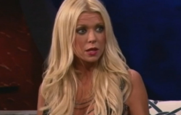 "Tara Reid on ""Shark After Dark"": How Do A Whale and a Shark Have Sex?"