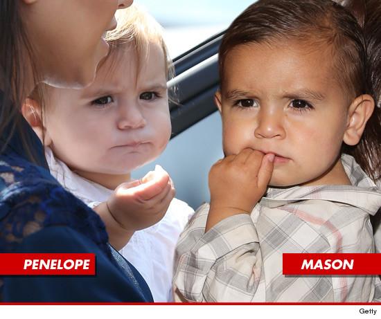 Mason disick and penelope