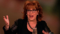 "Joy Behar's Last Day on ""The View"" -- Watch Her Farewell!"