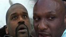 Shaq & Lamar Odom -- Power Balance Agrees to Cough Up $287K
