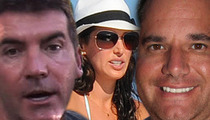 Simon's Baby Mama Lauren Silverman -- Custody or California ... Choose One