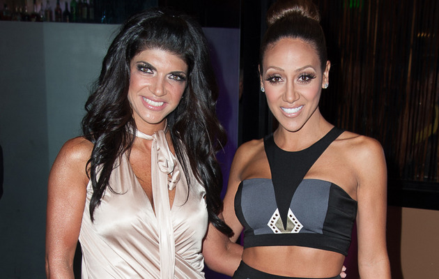 Melissa Gorga: I've Got Teresa Giudice's Back!