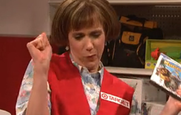 Kristen Wiig Turns 40 -- See Her Funniest Moments!