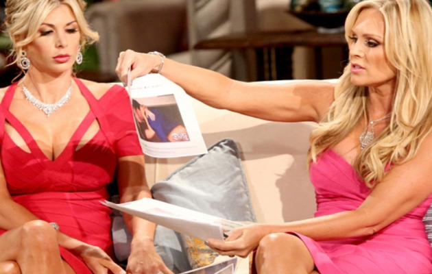 """""""Real Housewives of Orange County"""" Reunion Highlights!"""